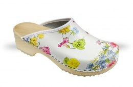 Buty Julex Chodaki Damskie Julex Anatomico CD5 BIG FLOWER