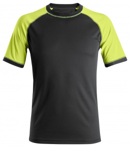 SNICKERS WORKWEAR T-SHIRT 2505 NEONOWY