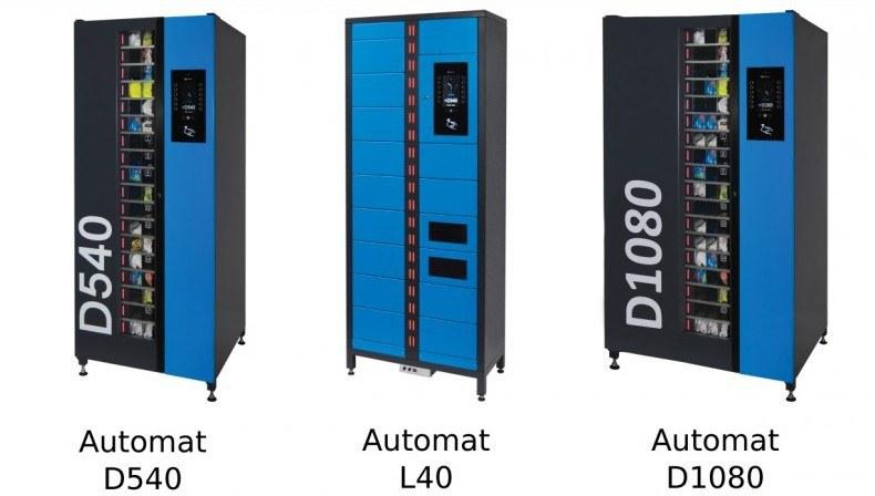 Automaty bhp vendingowe